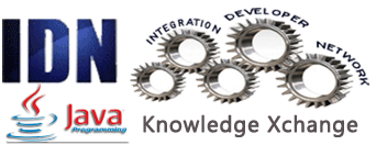 Java @ IDN Knowledge Xchange (KEP) Logo